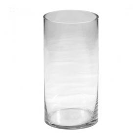 אגרטל זכוכית מעוגל