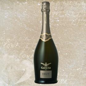 יין לבן מבעבע GANCIA BRUT