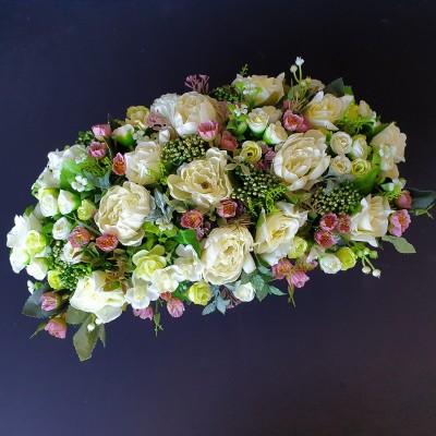 סידורי פרחים מפרחי משי