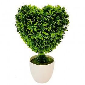 עץ בצורת לב