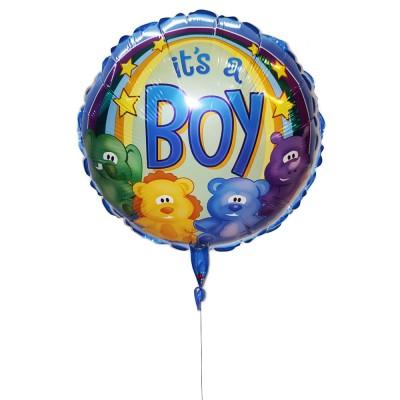 18 בלון מיילר להולדת הבן